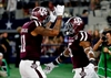 No. 10 Texas A&M 5th straight over No. 17 Arkansas, 45-24-Image1