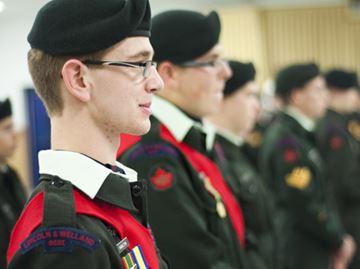 Fonthill cadets top provincial ranks