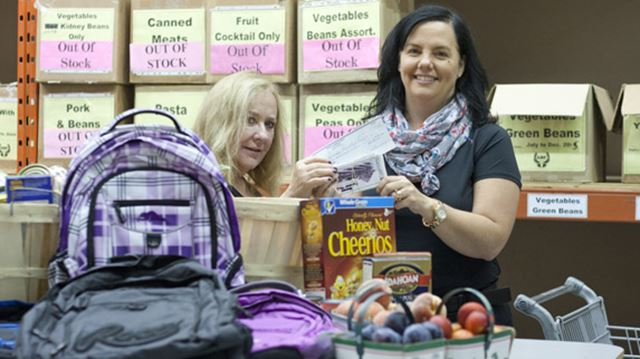 Grimsby residents encouraged to donate 'just one thing' to food bank