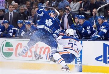 Garret Sparks, Maple Leafs blank Oilers 3-0-Image1