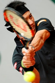 Japanese players Nishikori and Osaka win at French Open-Image4