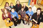Choir helps out Wasaga Beach elementary school