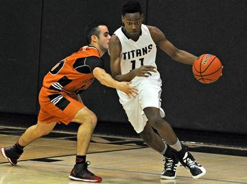 Trinity  looks to reclaim Halton hoops title