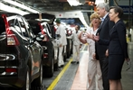 PM at Honda