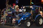 Tractor Parade of Lights