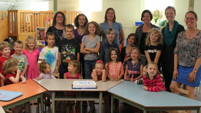 Carp nursery school celebrates 40 years of service; Open house to be h– Image 2