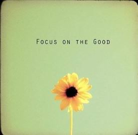 Learning to focus on the good