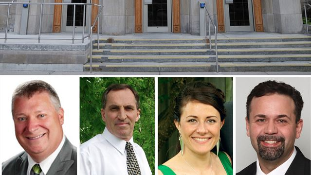 Peterborough's new councillors