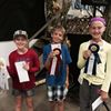 Beeton Fall Fair spelling bee winners