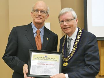 Midland heritage awards handed out