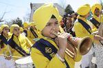 7th annual Khalsa Day Parade