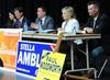 Mississauga-Lakeshore debate