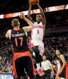 Raptors hand Pistons 12th straight home loss-Image1