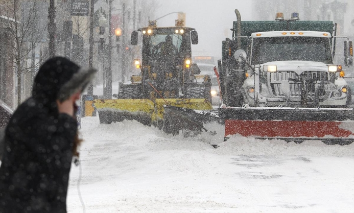 Travel advisory issued as snow falls in Peterborough