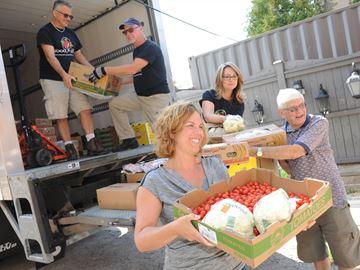 Food for Life marks Hunger Awareness Week