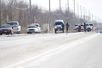 Hwy. 11 now re-opened after pedestrian fatality