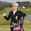 Barrie junior golfer doing what many can't