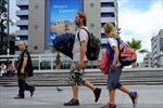 Tourists on holiday coping with Greece's financial crisis-Image1