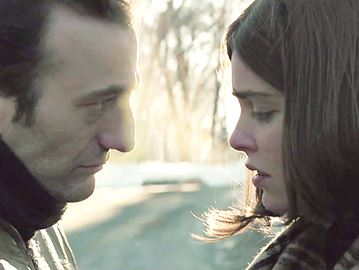 'Félix and Meira' two lost souls who find one another