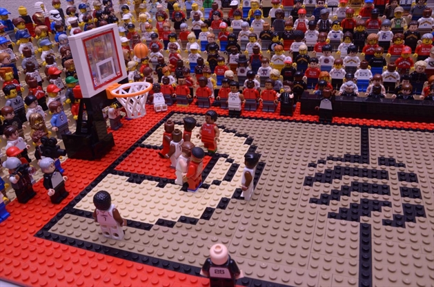 Leonard in Lego: Canadian animator recreates Kawhi's famous buzzer-beater