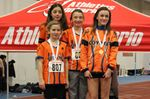 Meaford Coyote runners compete at relay championships