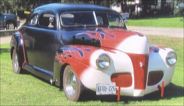 Smiths Falls man has owned 1941 Ford coupe for 35 years!– Image 1