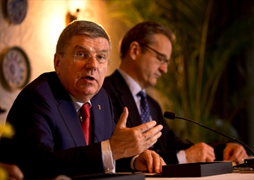 Bach: India not ready to bid for 2024 Olympics-Image1