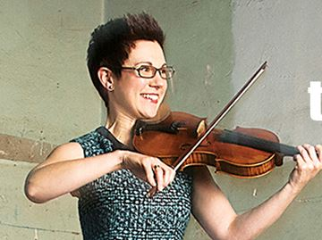 Win a CD and tickets to April Verch at the Midland Cultural Centre