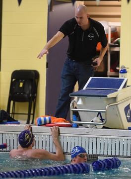 Hawk On The Loose New Coach At Region Of Waterloo Swim Club Seeks Return To Glory Days