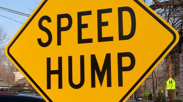 Petition prompts speed humps decision
