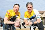 Riding to conquer cancer