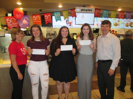 McDonald's scholarship recipients named | InsideHalton.com