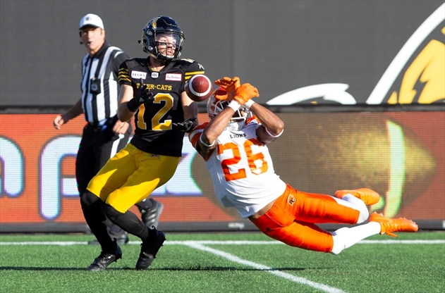 ticats turn logo beef into bc lions tartare thespeccom