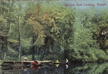 Victoria Park Landing