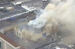 Giffen-Mack Funeral Home fire
