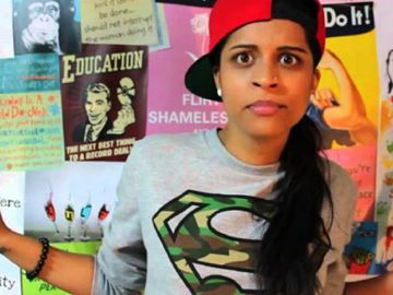 Lilly Singh a.k.a. Superwoman