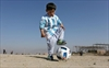 Threats force Afghan boy, fan of Messi, to leave the country-Image1