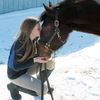 Lafontaine horse owner moved by support from DenMar Farms family