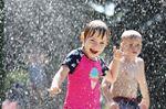 Northview Park splash pad Eyre