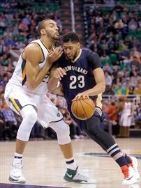 Jazz sink Pelicans 108-100 behind Gobert, hot shooting-Image6
