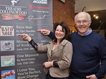 Theatre Collingwood announces summer lineup