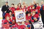 New Tecumseth peewee hockey team wins early bird tournament