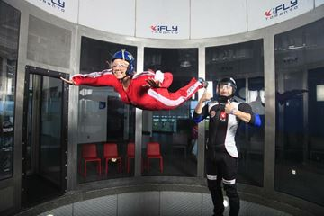 IFLY FOR WOODVIEW
