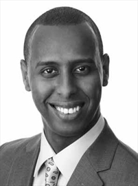 Meet the candidate: Mohamed Roble; Candidate's priorities target commu– Image 1
