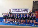 Saltos gymnasts bring home hardware