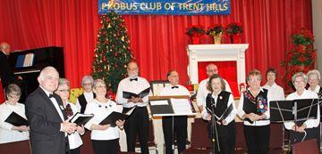 Campbellford choir