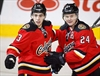 Flames' Gaudreau named rookie of the month-Image1