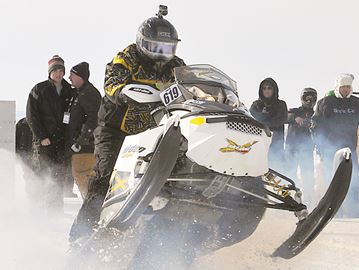 Wasaga Sledfest gets approval, and reprimand