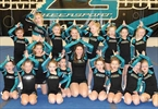 Ottawa Cheer Sport Sharks on TV, preparing for May 3rd open house– Image 1