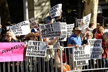 Demonstrators protest Met Opera's 'Klinghoffer'-Image1